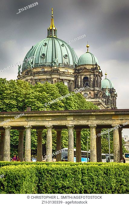 The Berliner Dom - Cathedral Church of Berlin