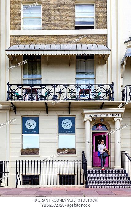 Artist Residence Hotel, Brighton, Sussex, UK