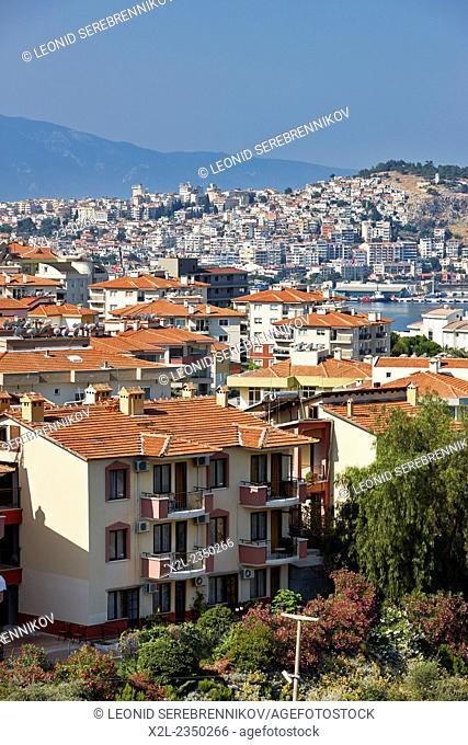 Kusadasi town, Aydin Province, Turkey