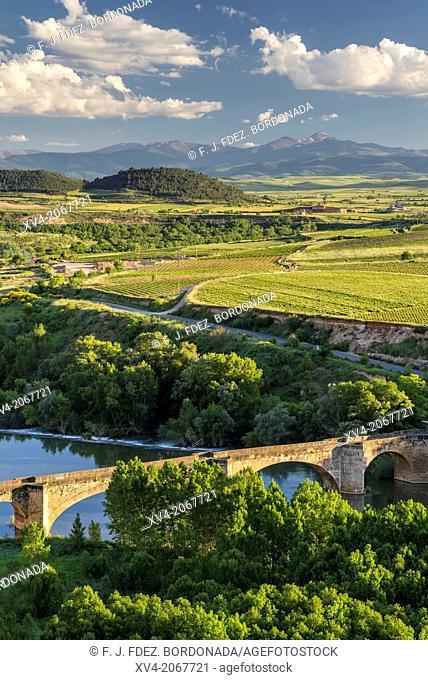 San Vicente de la Sonsierra, Rioja, Spain
