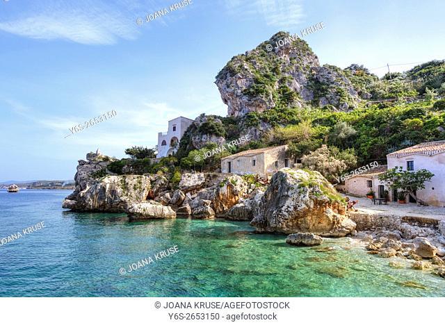 Scopello, Castellammare del Golfo, Trapani, Sicily, Italy