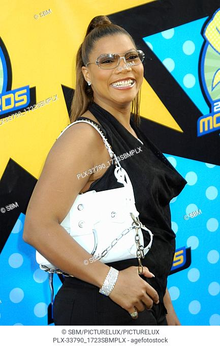 Queen Latifah at the 2003 MTV Movie Awards, held at The Shrine Auditorium in Los Angeles, CA. The event took place on Saturday, May 31, 2003