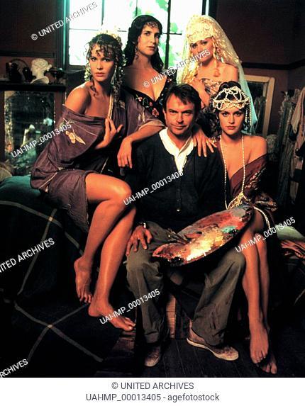 Verführung der Sirenen, (SIRENS) AUSTR-GB 1994, Regie: John Duigan, ELLE McPHERSON, PAMELA RABE, SAM NEILL, PORTIA DE ROSSI, KATE FISCHER