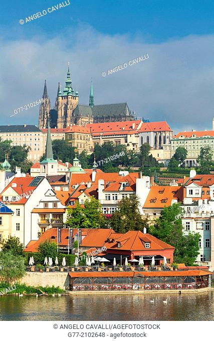 Czech Republic. Prague. The Old Town