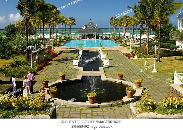 Resort Le Telfair, Mauritius