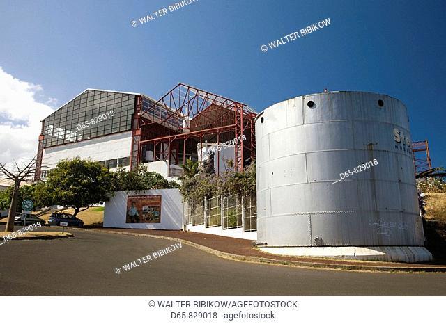 Stella Matutina agriculture museum, Saint-Leu, Reunion island, France