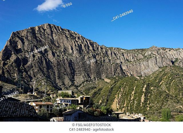 Sopeira. Huesca. spain
