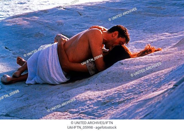 L'uomo delle stelle, aka: Der Mann, der die Sterne macht, Italien 1995, Regie: Giuseppe Tornatore, Darsteller: Sergio Castellito, Tiziana Lodato