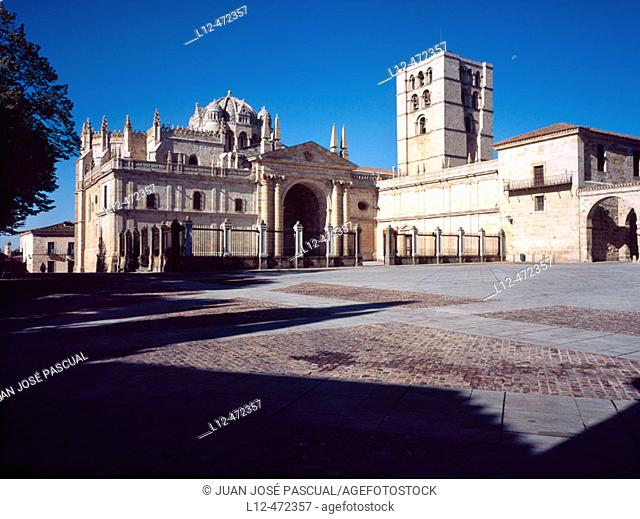 Cathedral, Zamora. Castilla-León, Spain