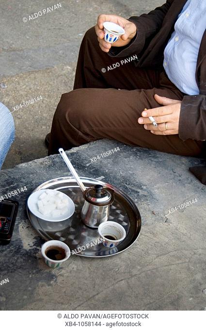 Market souk, Byblos Jbail, Lebanon