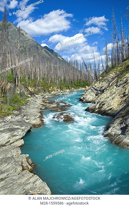 Vermilion River, Kootenay National Park British Columbia Canada