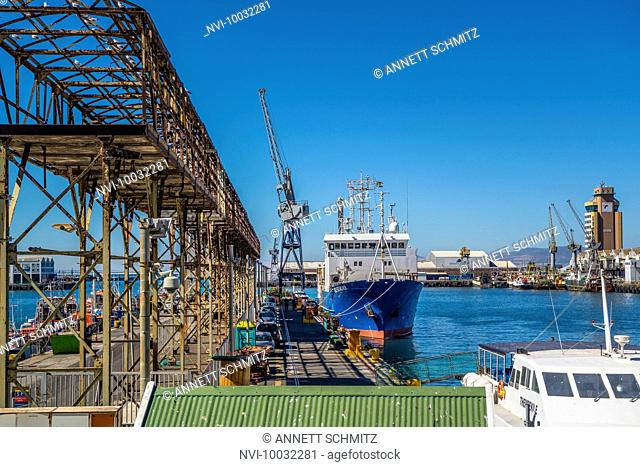 Port, Cape Town, South Africa