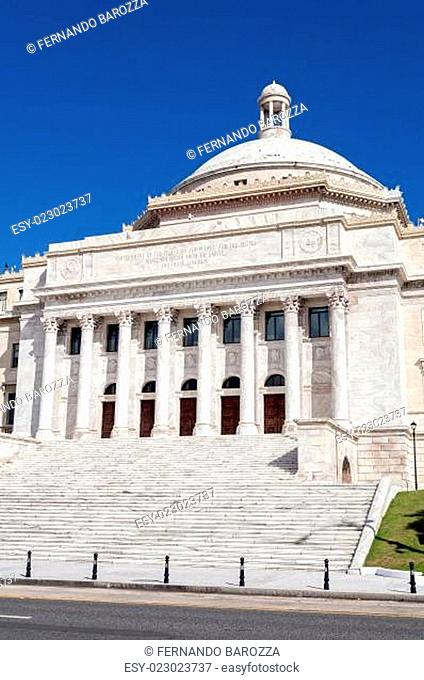 Capitol of Puerto Rico