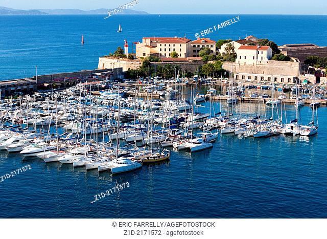 Ajaccio seafront