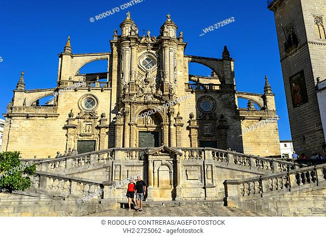 Cathedral in Jerez, Cadiz