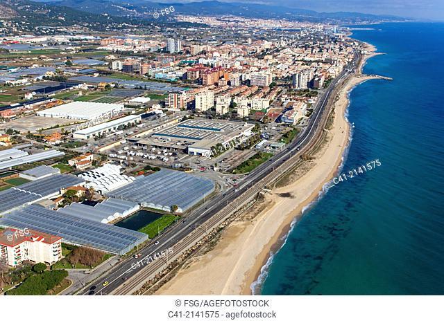 Premià de Mar, Barcelona province, Catalonia, Spain