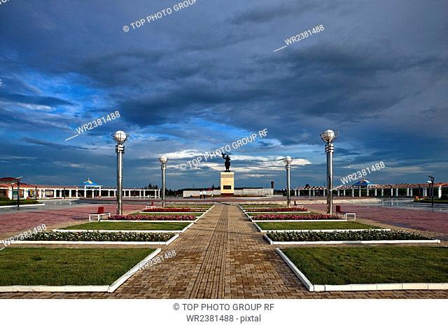 Inner Mongolia hulunbuir Morin Dawa