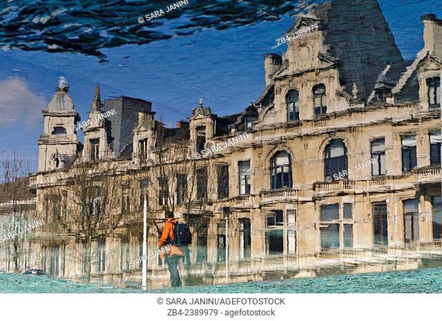 The Royal Museum of Fine Arts Antwerp (KMSKA), Antwerp, Belgium, Europe