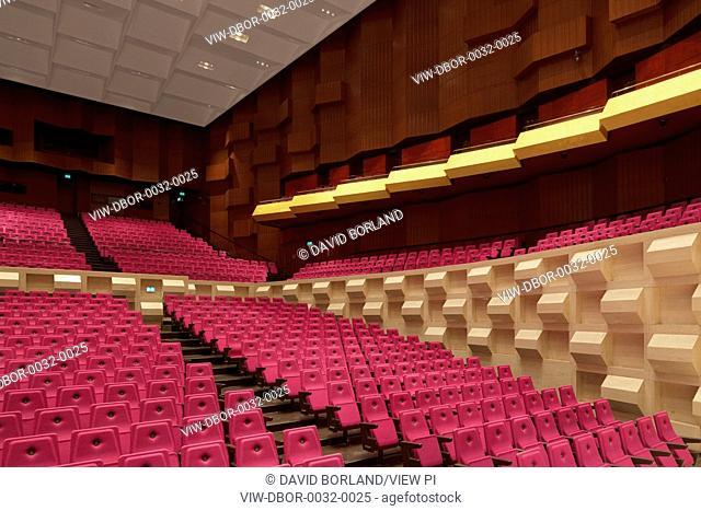 De Doelen Concert- & Congress Hall Rotterdam   Ector Hoogstad ...