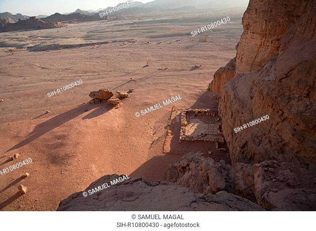 Timna Park lies in the middle of the Red Sea Desert, Approximately 25 km north of Eilat. Here we find the world's earliest mine