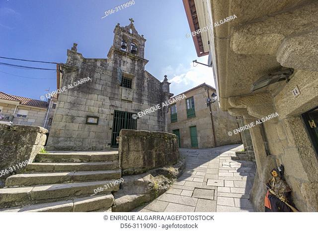 Combarro, Pontevedra, Galicia, Spain
