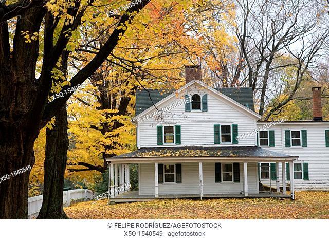Ambler Farm in Wilton, CT, USA