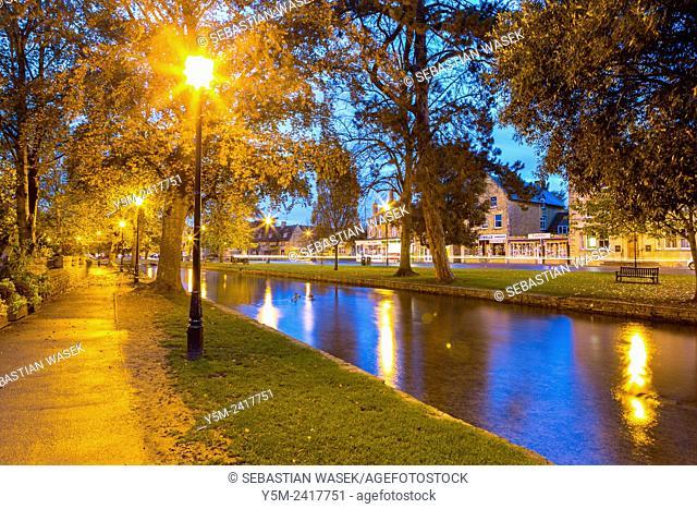 Bourton-on-the-Water, Gloucestershire, England, United Kingdom, Europe