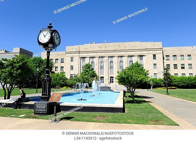 Oklahoma City Municipal Building