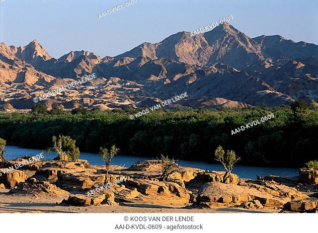 Landscape & mountains, AI/AIS Richtersveld Transfrontier Park, Northern Cape, South Africa
