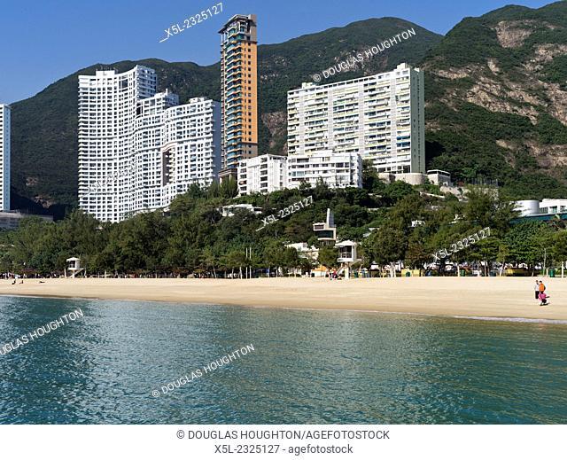 Repulse Bay beach REPULSE BAY HONG KONG Luxury property highrise