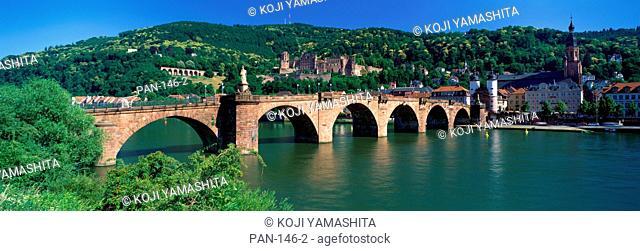 Karl-Theodor Bridge, Heidelberg, Germany