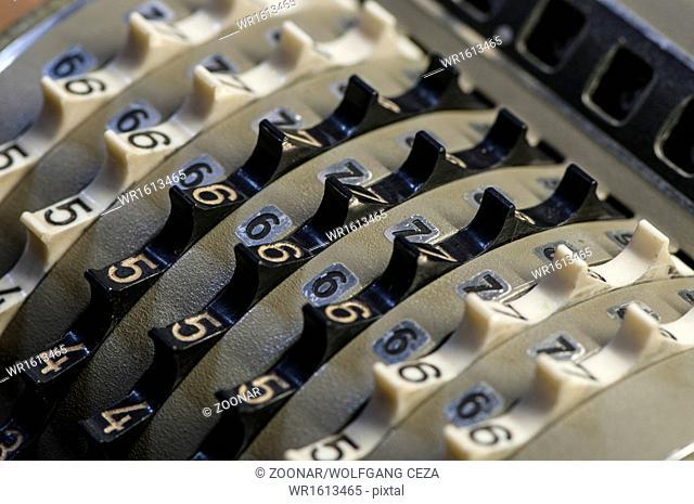 Mechanically Abacus