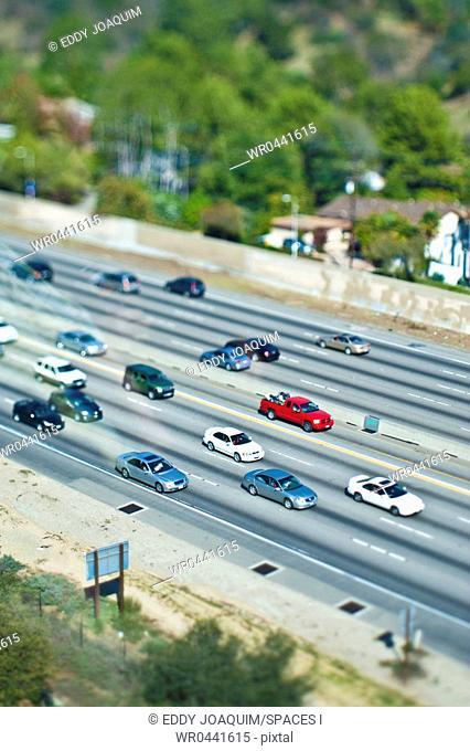 Major Highway Tilt-Shift
