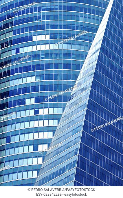 Corporate building background in high resolution