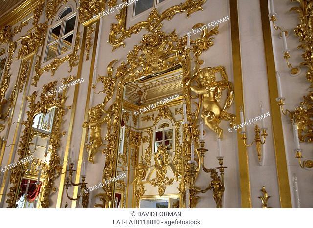 UNESCO world heritage site. Winter palace