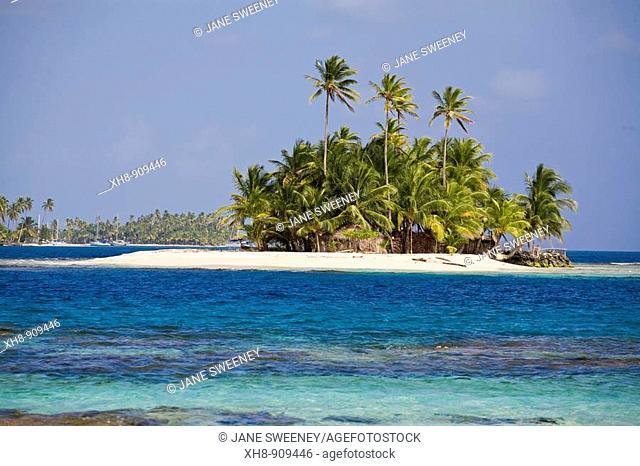 Pelican Island, San Blas Islands, Kuna Yala, Panama