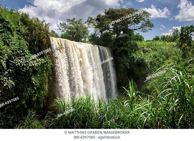 Metche Waterfall, Bafoussam, West Region, Cameroon