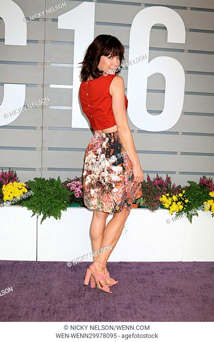 33rd Breeder's Cup World Championship at the Santa Anita Park Featuring: Katie Aselton Where: Arcadia, California, United States When: 05 Nov 2016 Credit: Nicky...