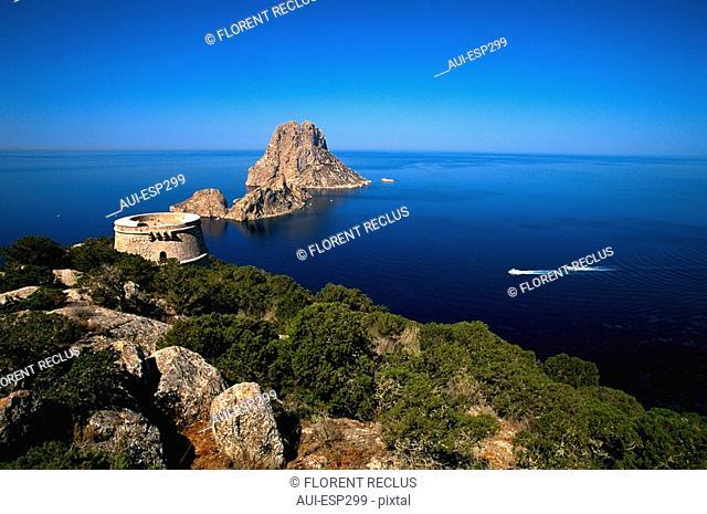 Spain - The Balearics - Ibiza - Es Vedra