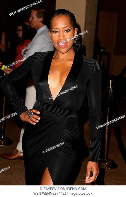 Disney ABC Television Group Hosts TCA Summer Press Tour at the Beverly Hilton Hotel - Arrivals Featuring: Regina King Where: Beverly Hills, California