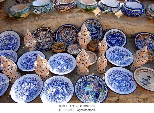Traditional pottery  Tunisia