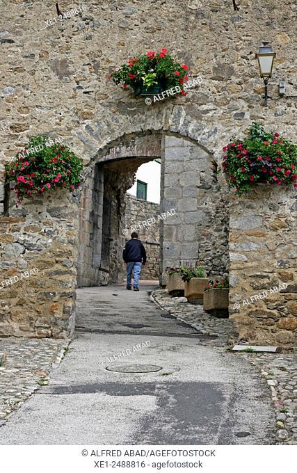 Portal d'Espanya, Prats de Mollo, France