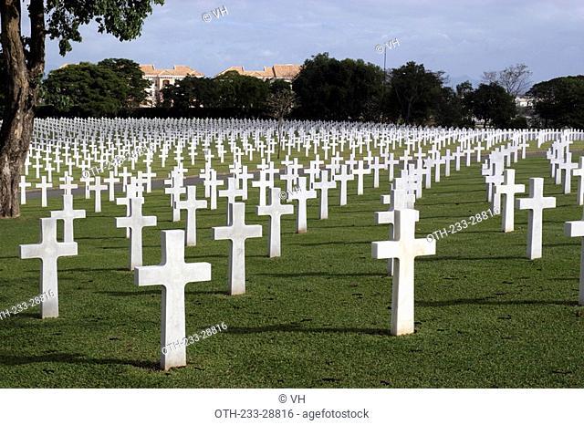 Manila American Cemetery & Memorial, Philippines