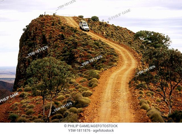 Sillers Lookout, Arkaroola Sanctuary, northern Flinders Ranges, South Australia