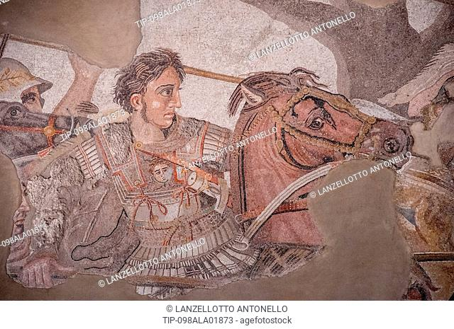 Europe, Italy, Campania, Naples, National Archaeological Museum