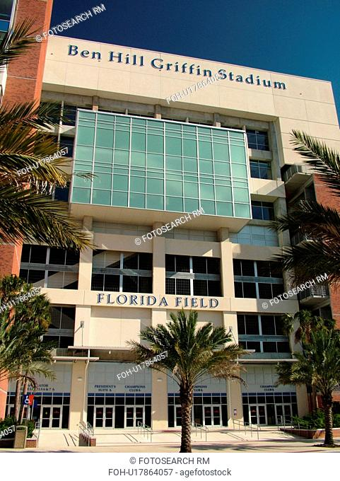 Gainesville, FL, Florida, UF, University of Florida, Florida Field, Ben Hill Griffin Stadium