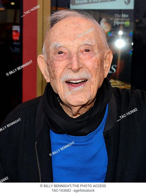 Bill Macy attends the 41st anniversary screening of The Late Show at Ahrya Laemmle Fine Art Theater on May 24, 2018 in Beverly Hills