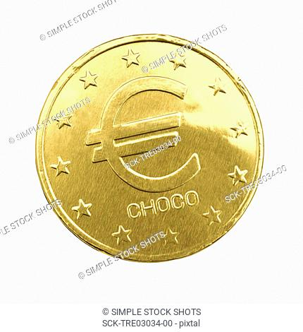 chocolate coin