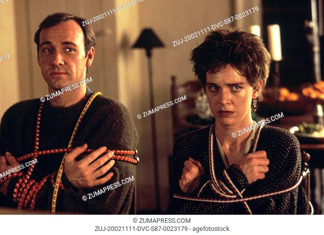 1994, Film Title: REF, Director: TED DEMME, Studio: TOUCHSTONE, Pictured: JUDY DAVIS, TED DEMME. (Credit Image: SNAP/ZUMAPRESS.com)