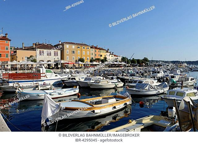 Rovinj, historic centre, Istria, Croatia